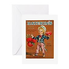 Ratekins Greeting Cards (Pk of 10)