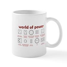 World of Power Mug