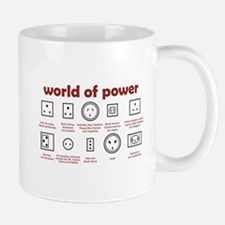 World of Power Mug