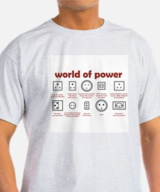 World of Power T-Shirt