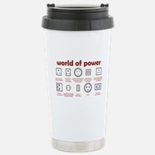 World of Power Travel Mug