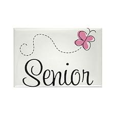 Cute Senior Class Rectangle Magnet