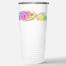 Unique Skittles Travel Mug