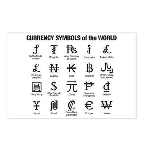 List Of Currency Symbols Gift Cards Into Bitcoin