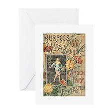 Burpee's Farm Greeting Card