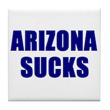Cute Arizona state sun devils Tile Coaster