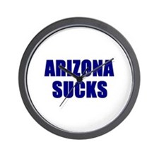 Cute Arizona state sun devils Wall Clock