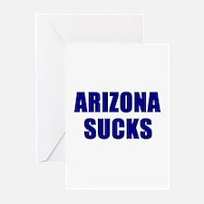 arizonasucks Greeting Cards
