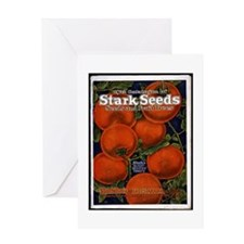 Stark Seeds Greeting Card