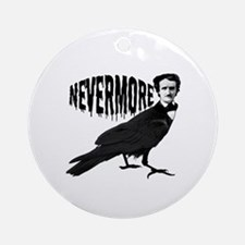 Nevermore Ornament (Round)