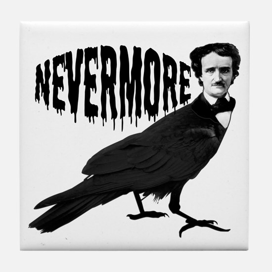 Nevermore Tile Coaster