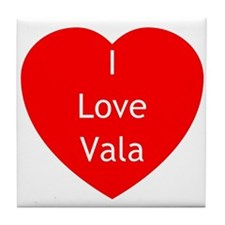 SG Love Vala Tile Coaster