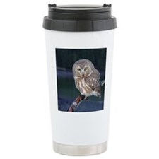 Saw-whet Owl Travel Mug