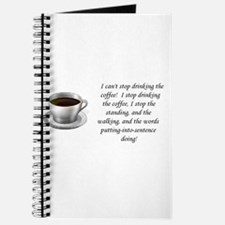 Unique Coffee Journal