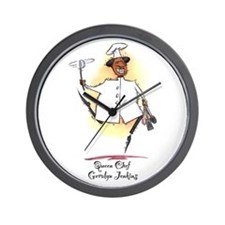 Personalize Wall Clock - Queen Geralyn