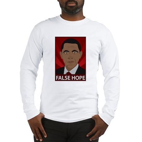 Obama False Hope Long Sleeve T-Shirt