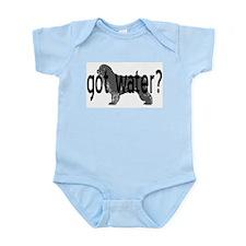 Newfoundland- got water? Infant Creeper