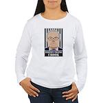 Barney Frank Crook Women's Long Sleeve T-Shirt