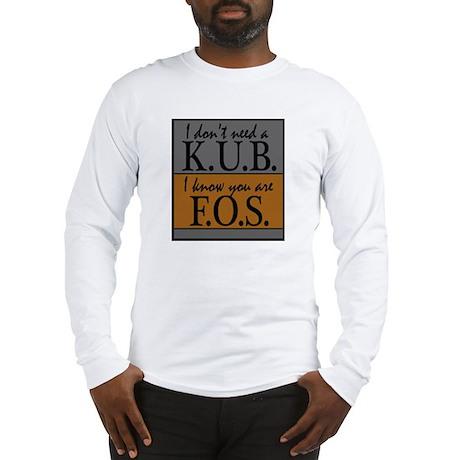 kub3 Long Sleeve T-Shirt