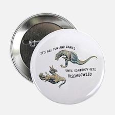 "Cute Dino 2.25"" Button"