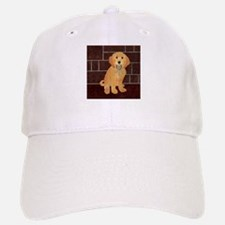 Labradoodle With Jailer Keys Baseball Baseball Cap