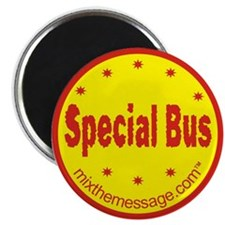 Special Bus Magnet