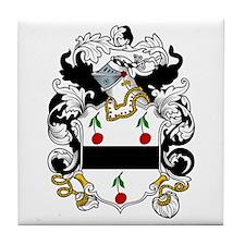 Appleton Coat of Arms Tile Coaster
