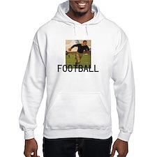 TOP Football Old School Hoodie