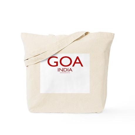 Goa India - Tote Bag