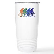 Cycling (Female) Thermos Mug
