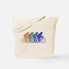 Cycling (Female) Tote Bag