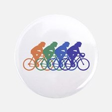 "Cycling (Female) 3.5"" Button"