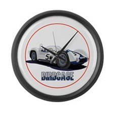Maserati Large Wall Clock