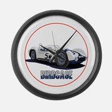 Cool Maserati Large Wall Clock