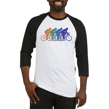 Cycling (Male) Baseball Jersey