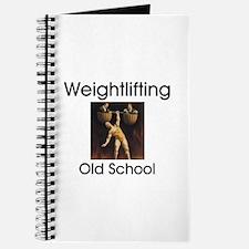 Weightlifting Old School Journal