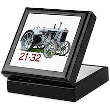 Unique 21 32 Keepsake Box
