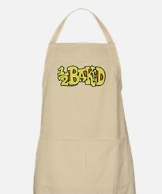 1/2 Baked BBQ Apron