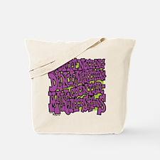 Admit Nothing Tote Bag