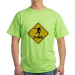 Bowl X-ing Green T-Shirt