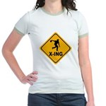 Bowl X-ing Jr. Ringer T-Shirt