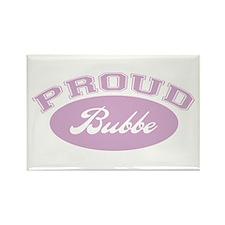 Proud Bubbe Rectangle Magnet