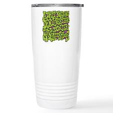 Admit Nothing Travel Mug