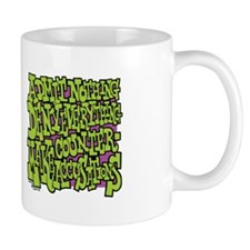 Admit Nothing Small Mug