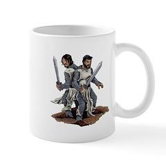 Templar Knights Mug