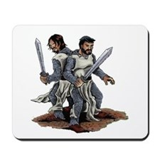 Templar Knights Mousepad