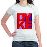 DYKE Jr. Ringer T-Shirt