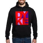 DYKE Hoodie (dark)
