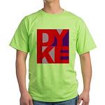 DYKE Green T-Shirt