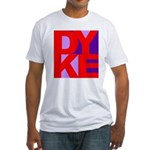 DYKE Fitted T-Shirt